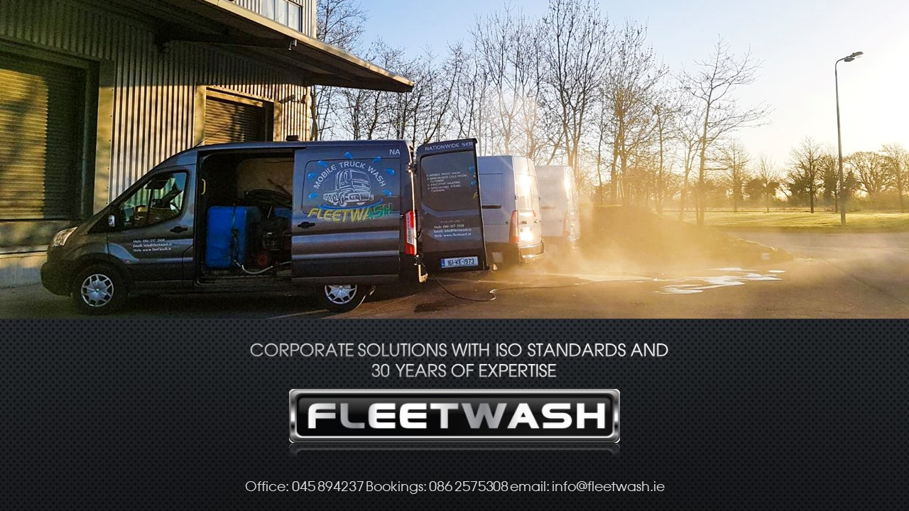 Transport Cleaning Services : Transport cleaning services fleetwash